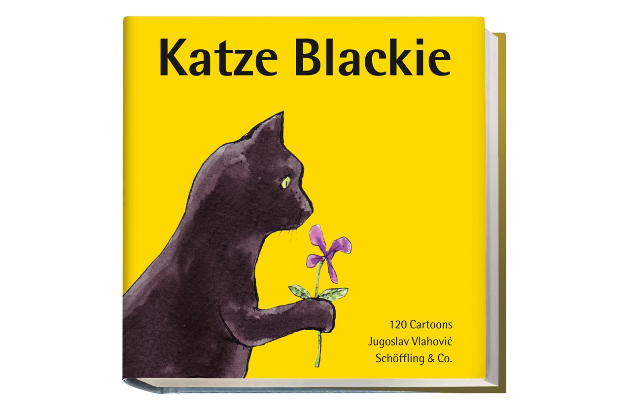 Jugoslav Vlahovic, Katze Blackie